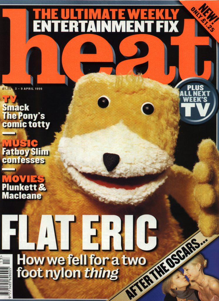 FlatEric heat mag
