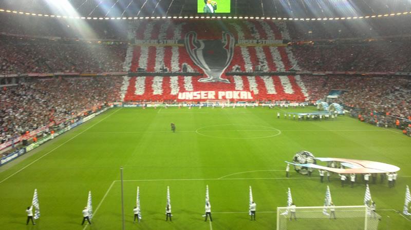 Chelsea Bayern Munich Bayern fans